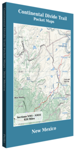 Continental Divide On Us Map.Continental Divide Trail Maps