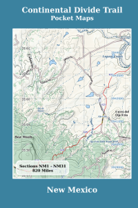 CDT Maps - New Mexico