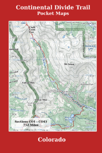 CDT Maps - Colorado