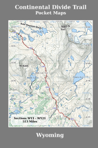 CDT Maps - Wyoming