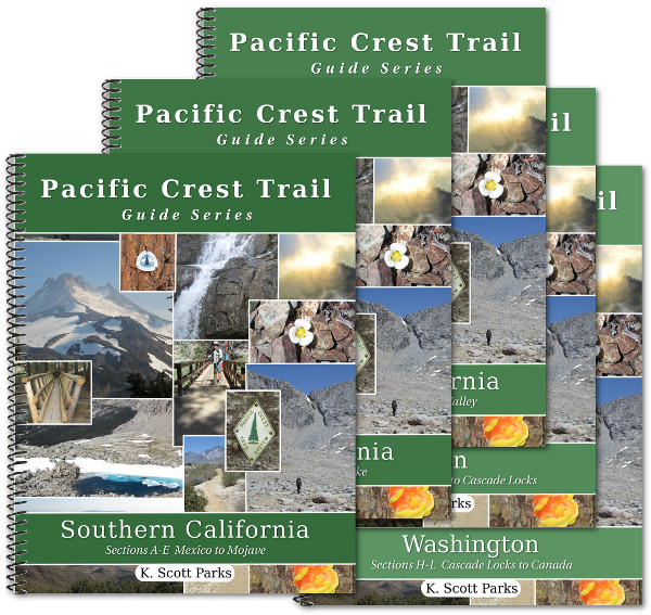 Pacific Crest Trail Guide Series